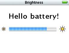 Battery!