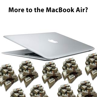 More to the MacBook Air