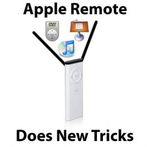 Apple Remote Tricks