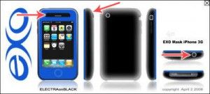 iPhone Rumored 3G Case