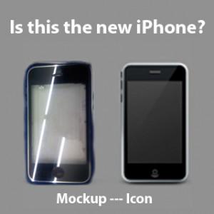 new iPhone Icon verus Mockup