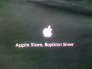 Apple Store Boylston Street Grand Opening