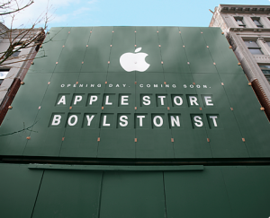 Apple Retail Store Boylston Street