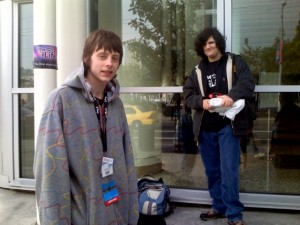 First in Line at Macworld 2008