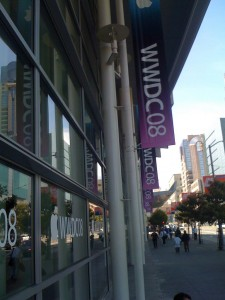 WWDC 2008 Banners