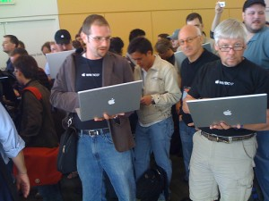 Line Inside at WWDC 2008