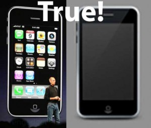 3G iPhone Revealed through Icon