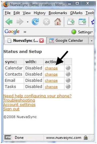 092308 0502 nuevasyncov67 Nuevasync: Over the Air Syncing of Calendar and Contacts for your iPhone or iPod Touch