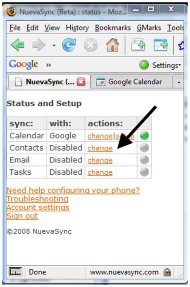 092308 0502 nuevasyncov87 Nuevasync: Over the Air Syncing of Calendar and Contacts for your iPhone or iPod Touch