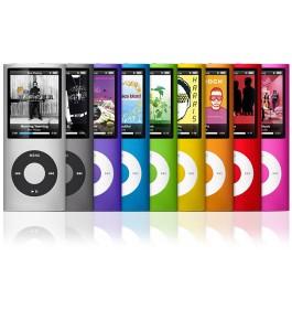 The all new iPod Nano 4G