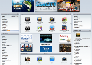 iTunes Application Store