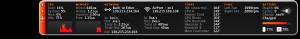 iStat Pro Widget Display