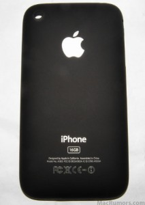 iPhone case back full