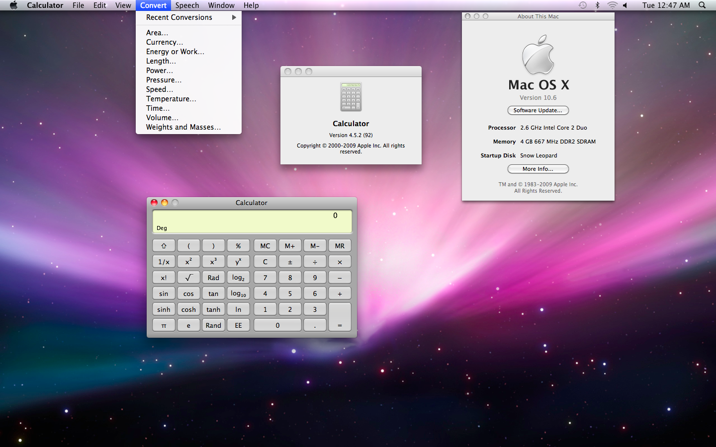 Mac OS X Snow Leopard: 10 6 Build 10A286 Exclusive Preview
