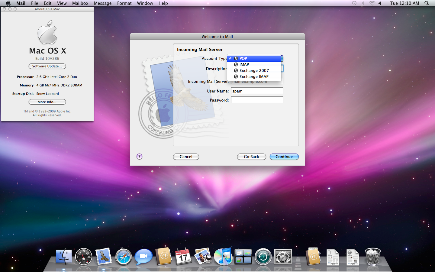 Mac OS X Snow Leopard: 10.6 Build 10A286 Exclusive Preview ...